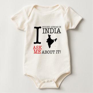 I Studied in India! Baby Bodysuit