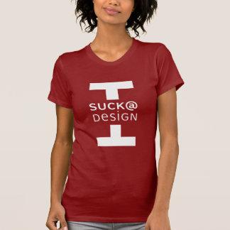 I Suck at Design Women's Dark T-shirt