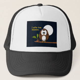 I Suffer from Insomnia Trucker Hat