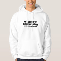 I Suffer From Multiple Goat Syndrome Hoodie