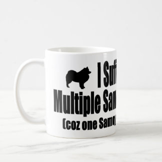 I Suffer From Multiple Samoyed Syndrome Coffee Mug