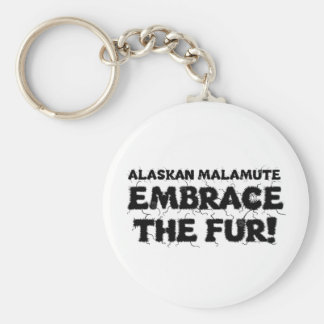 I Suffer From Multiple Shepherd Syndrome Basic Round Button Keychain