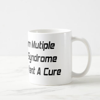 I Suffer From Mutiple Muscle Car Syndrome And I Do Classic White Coffee Mug