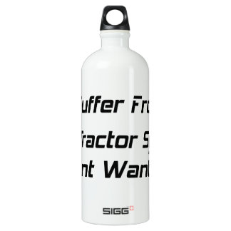 I Suffer From Mutiple Tractor Syndrome And I Dont SIGG Traveler 1.0L Water Bottle