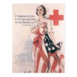I Summon You To Comradeship Postcard