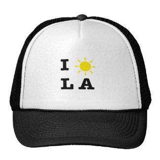 I Sun LA Trucker Hat
