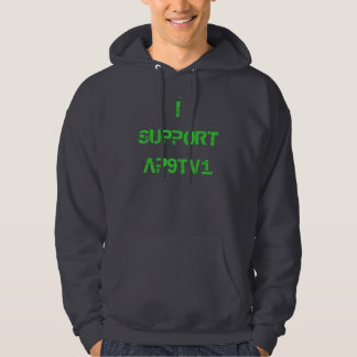 I SUPPORT AP9TV1 HOODIE