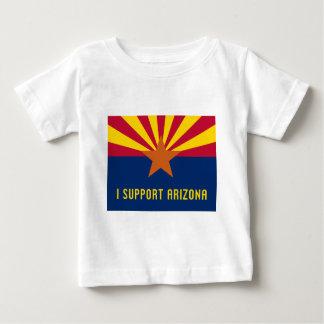 I Support Arizona Baby T-Shirt