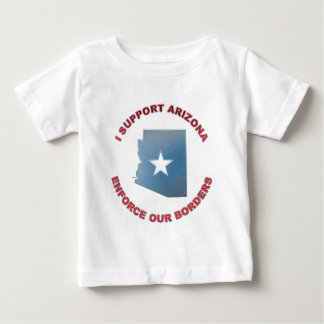 I Support Arizona Baby T-Shirt