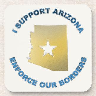 I Support Arizona Coaster