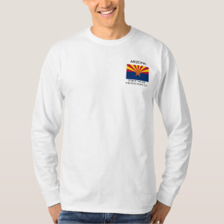 I SUPPORT ARIZONA LS T-Shirt