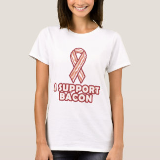 I Support Bacon T-Shirt