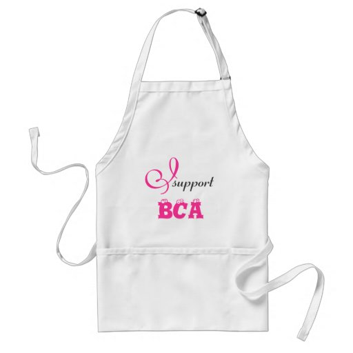 I support BCA - Apron