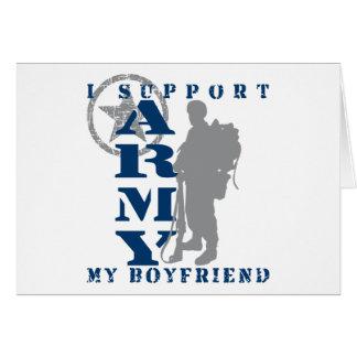 I Support Boyfriend 2 - ARMY Card