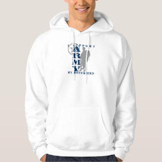 I Support Boyfriend 2 - ARMY Sweatshirt
