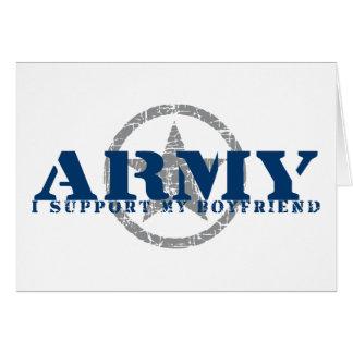 I Support Boyfriend - ARMY Card