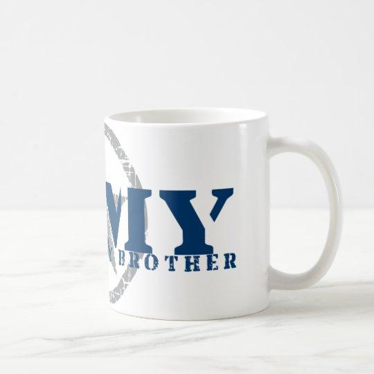 I Support Brother - ARMY Coffee Mug