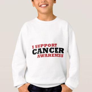 I Support Cancer Awareness Sweatshirt