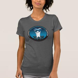 I Support CBM - Women's Gray T-shirt