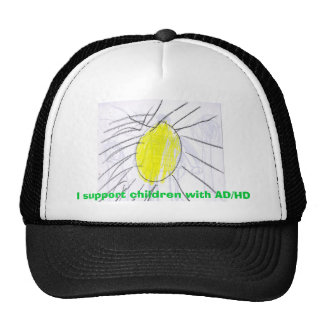 I support children with AD/HD Trucker Hat
