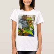 I support Darien T-Shirt