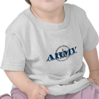 I Support Daughter - ARMY Tshirts