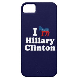 I SUPPORT DEMOCRAT HILLARY CLINTON iPhone 5 CASES