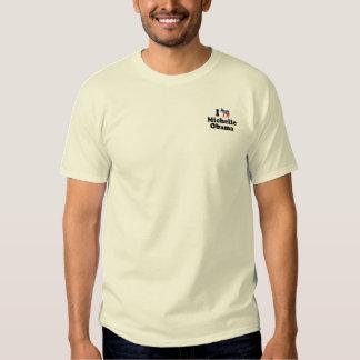 I SUPPORT DEMOCRAT MICHELLE OBAMA -.png Tshirts