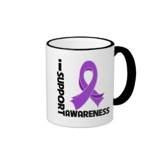 I Support Domestic Violence Awareness Coffee Mugs