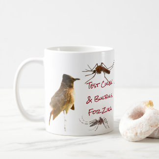 I Support Ethical Zika Researchers by RoseWrites Coffee Mug