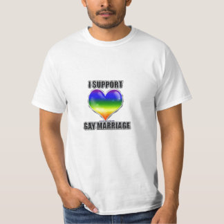 from Hugo i support gay marriage shirt
