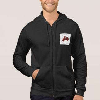 """I support general hooliganism."" hoodie"