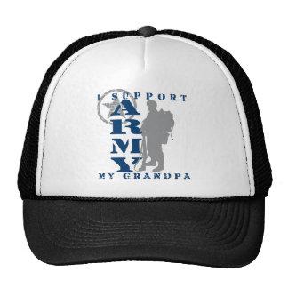 I Support Grandpa 2 - ARMY Trucker Hat