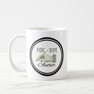 I Support Indie Authors! MKRM Logo Mug