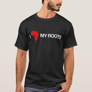 I Support Interracial T-Shirt