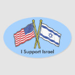 I Support Israel Stickers