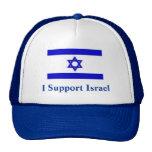 I Support Israel Trucker Hat