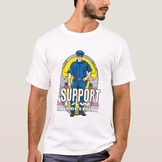 I Support Law Enforcement T-Shirt