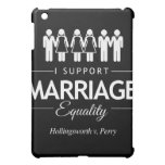 I SUPPORT MARRIAGE EQUALITY COURT DECISION - -.png iPad Mini Cover