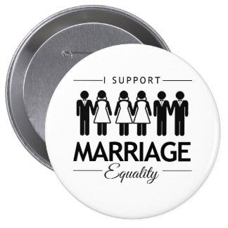 I SUPPORT MARRIAGE EQUALITY FOR ALL -.png Pin