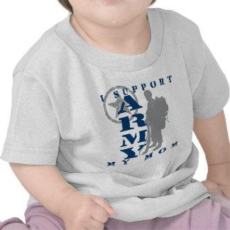 I Support Mom 2 - ARMY Tshirts
