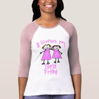 I support my best friend shirt