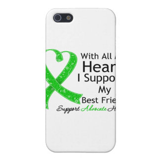 I Support My Best Friend With All My Heart iPhone 5 Case