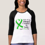 I Support My Daddy With All My Heart Tshirts
