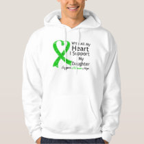 I Support My Daughter With All My Heart Hoodie