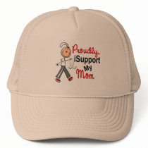 I Support My Mom SFT (Bone / Lung Cancer) Trucker Hat