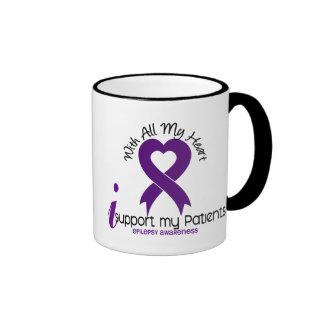 I Support My Patients Epilepsy Coffee Mug