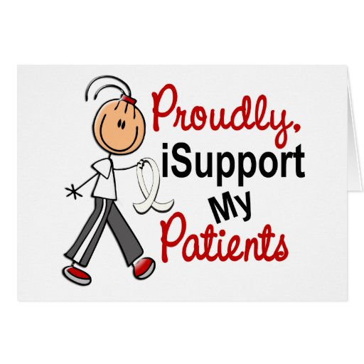 I Support My Patients SFT (Bone / Lung Cancer) Cards