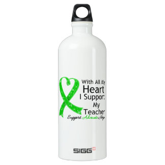 I Support My Teacher With All My Heart SIGG Traveler 1.0L Water Bottle
