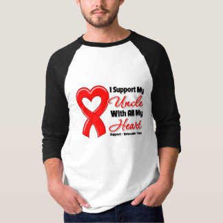 I Support My Uncle With All My Heart Shirts